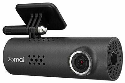Видеорегистратор Xiaomi 70mai Dash Cam 1S Midrive D06, черный