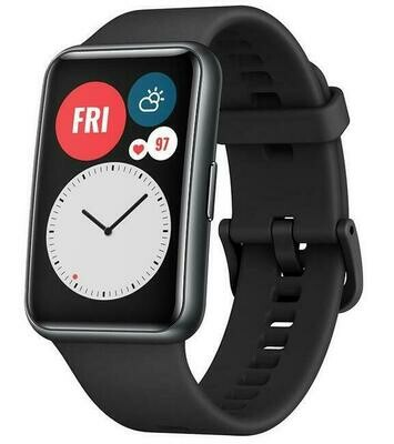 Часы HUAWEI Watch Fit (Графитовый черный)