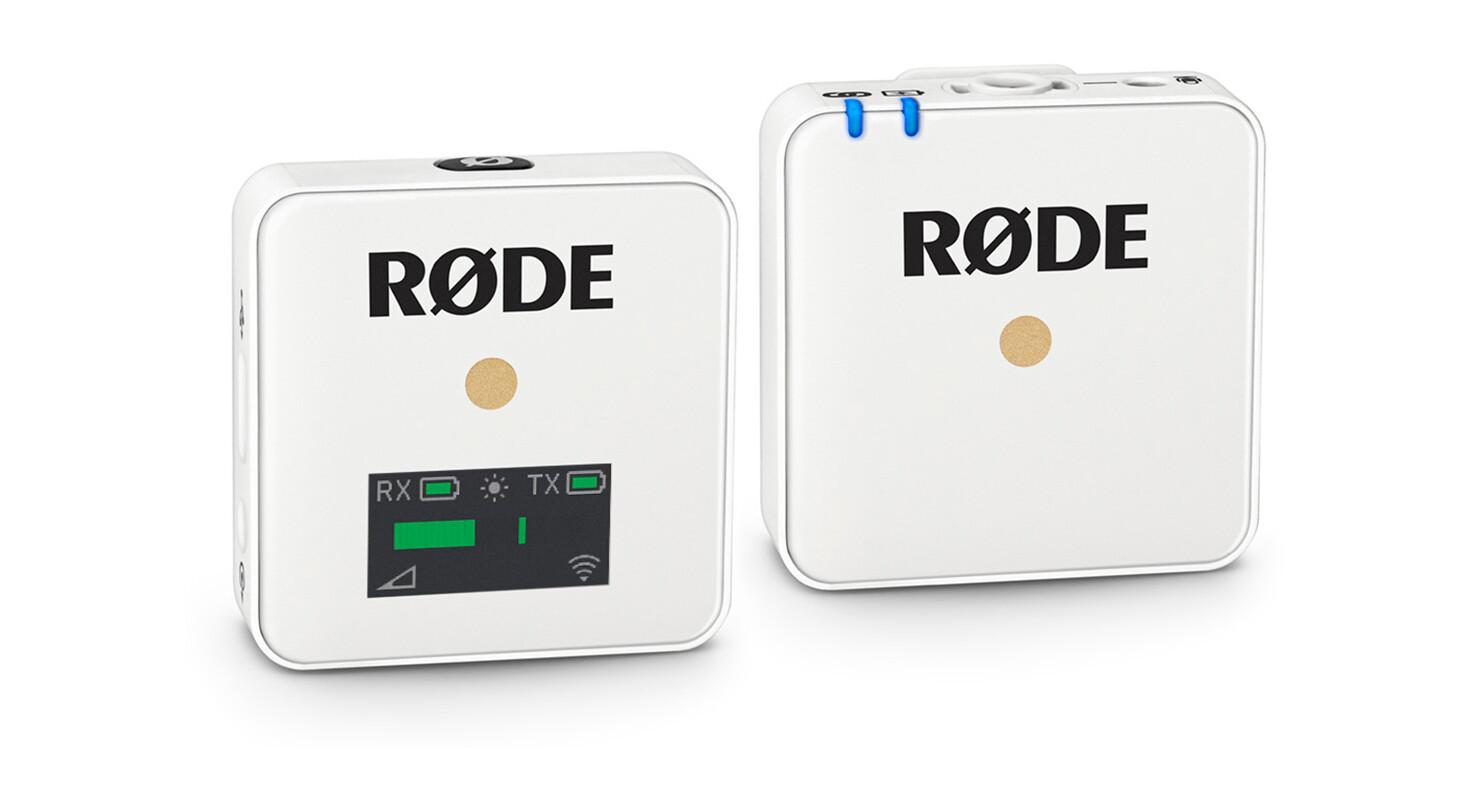 Радиосистема RODE Wireless GO (White)
