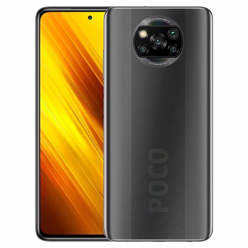 Смартфон Xiaomi Poco X3 NFC 6/128GB, Серый сумрак