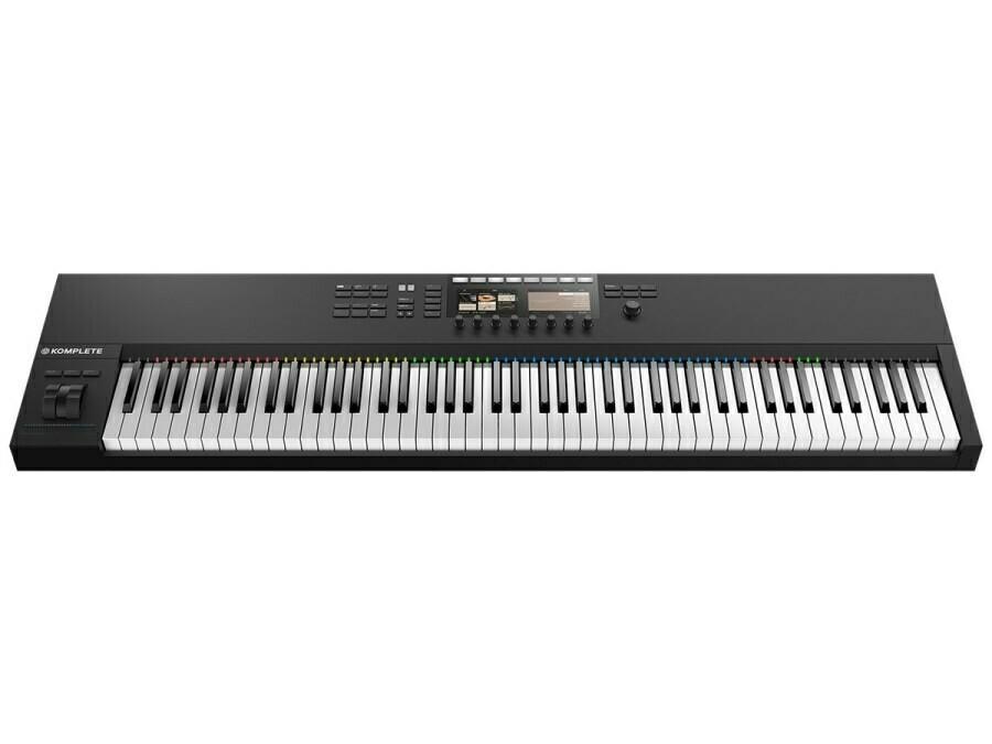 MIDI-клавиатура Native Instruments Komplete Kontrol S88 MkII