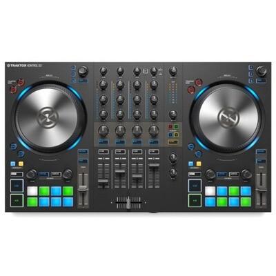 DJ-контроллер Native Instruments TRAKTOR KONTROL S3
