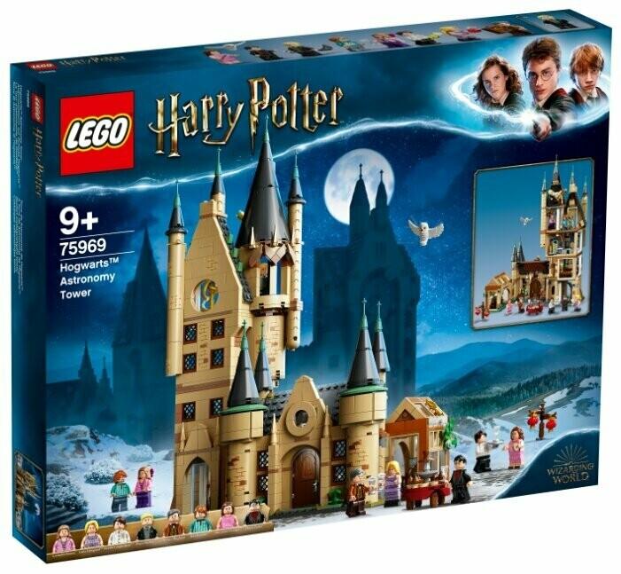Конструктор LEGO Harry Potter 75969 Астрономическая башня Хогвартса