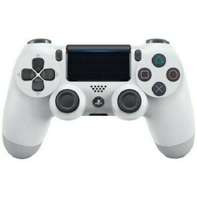 Геймпад Sony DualShock 4 v2 (CUH-ZCT2E) Белый ледник