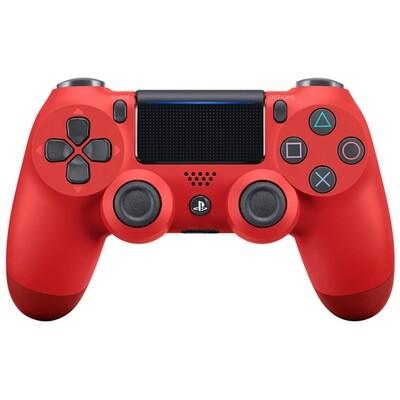 Геймпад Sony DualShock 4 v2 (CUH-ZCT2E) Красная лава