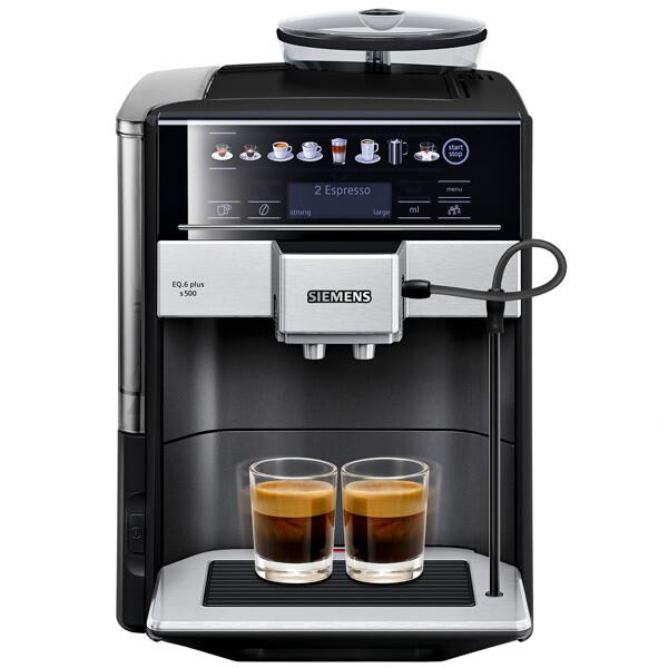 Кофемашина Siemens TE655319RW EQ.6 plus s500 RU/A