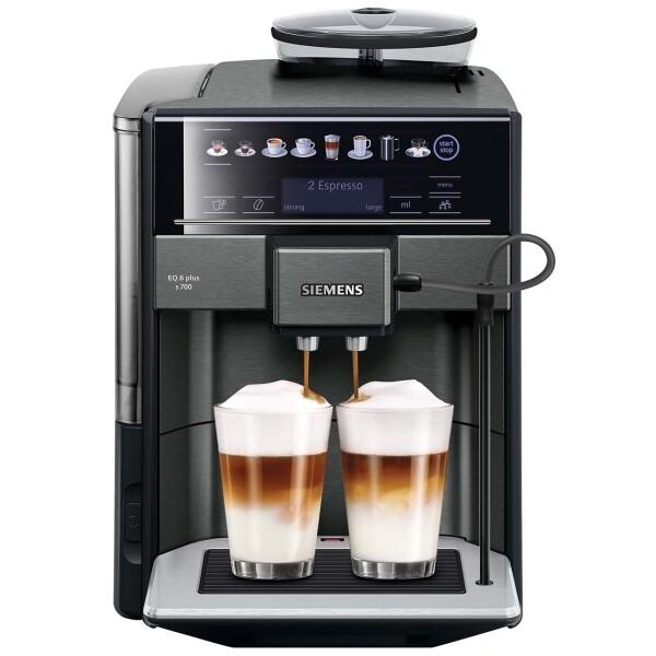 Кофемашина Siemens TE657319RW EQ.6 plus s700 RU/A