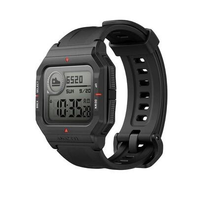 Умные часы Xiaomi Amazfit NEO (Черные)