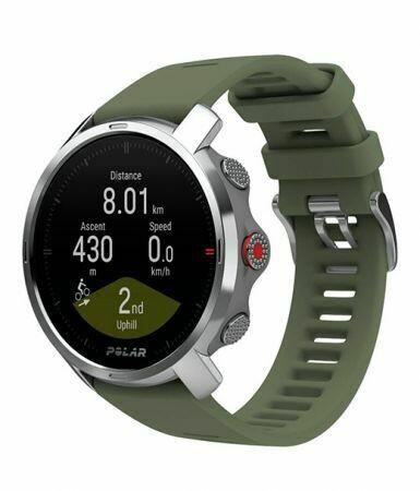 Часы Polar Grit X (Зеленый)