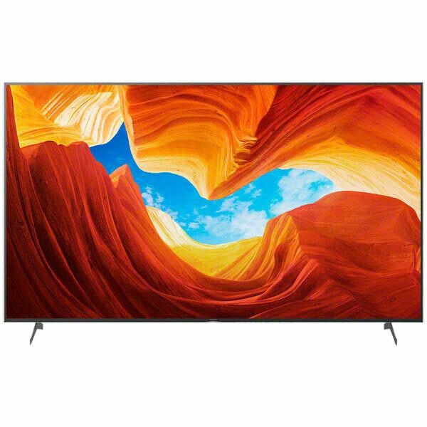 """Телевизор Sony KD-75XH9096 74.5"""" (2020), черный"""