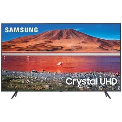 """Телевизор Samsung UE43TU7097U 43"""" (2020), черный"""