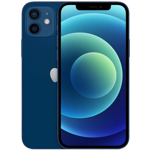 Смартфон Apple iPhone 12 256GB, синий
