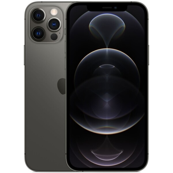 Смартфон Apple iPhone 12 Pro 256GB, графитовый