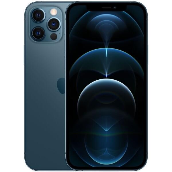 Смартфон Apple iPhone 12 Pro 128 ГБ, тихоокеанский синий
