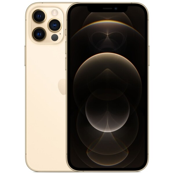 Смартфон Apple iPhone 12 Pro 256 ГБ, золотой