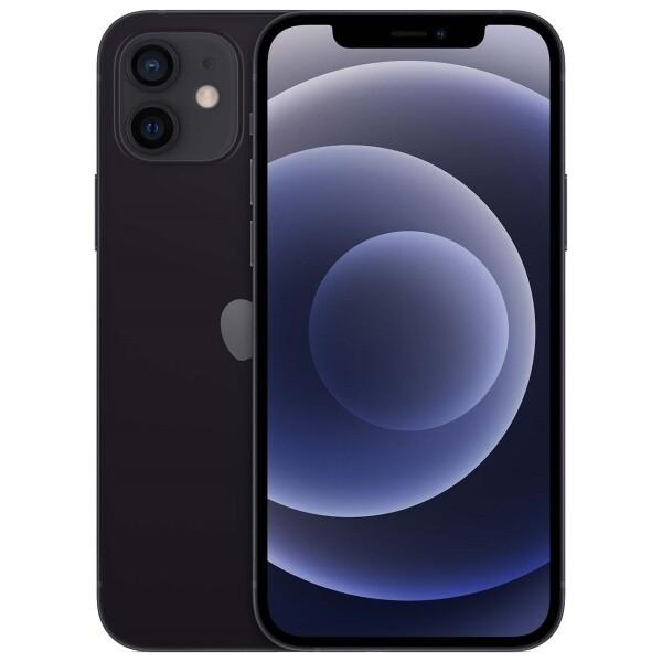 Смартфон Apple iPhone 12 256GB, черный