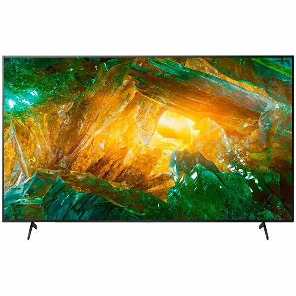 """Телевизор Sony KD-75XH8096 74.5"""" (2020), черный"""