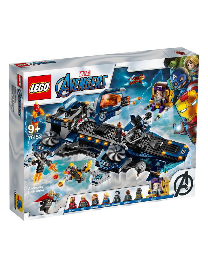 Конструктор LEGO Marvel Super Heroes 76153 Геликарриер