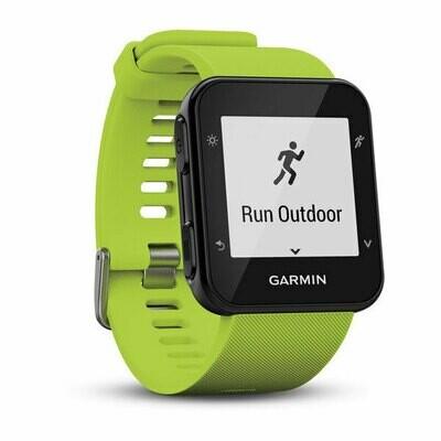 Умные часы Garmin Forerunner 35 (Светло-зеленый)