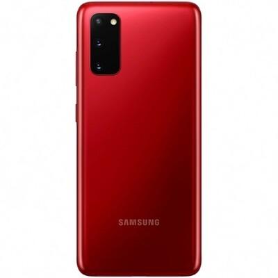 Смартфон Samsung Galaxy S20 (Красный) RU/A