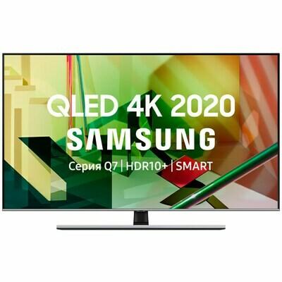 Телевизор QLED Samsung QE55Q77TAU 55