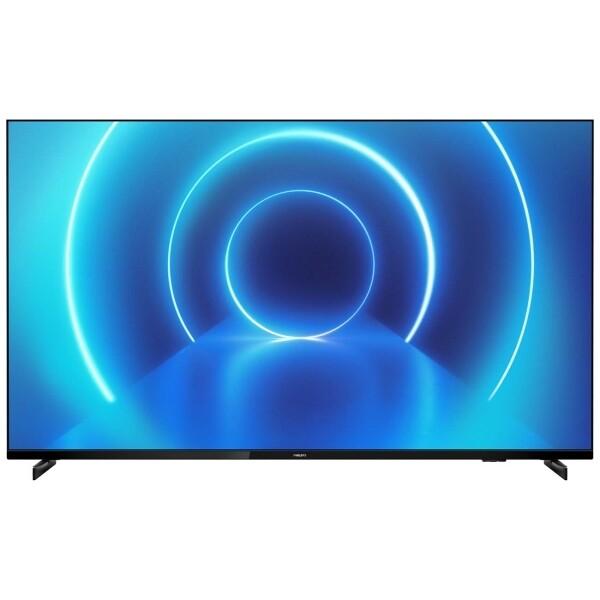 """Телевизор Philips 50PUS7605 50"""" (2020) черный"""