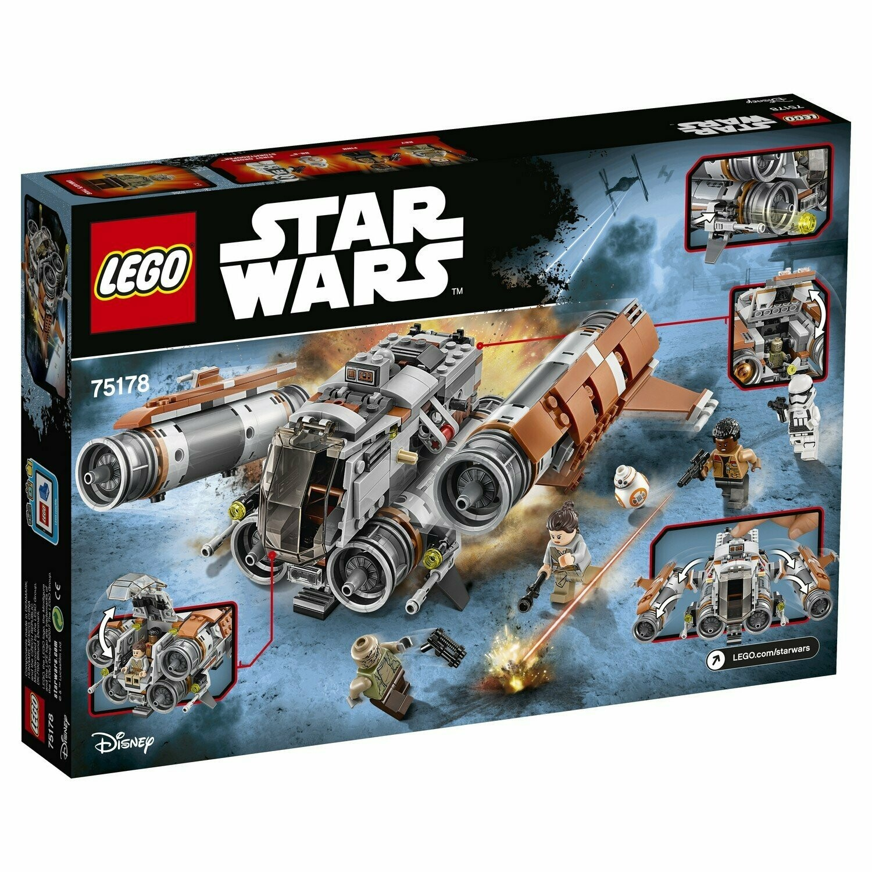 Конструктор LEGO Star Wars 75178 Квадджампер Джакку