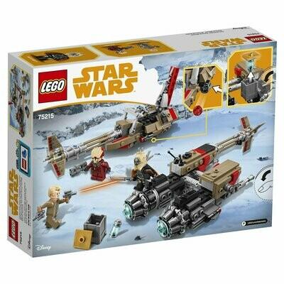 Конструктор LEGO Star Wars 75215 Свуп-байки