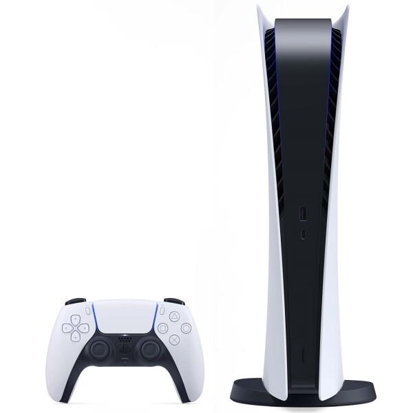 Игровая приставка Sony PlayStation 5 Digital Edition RU/A