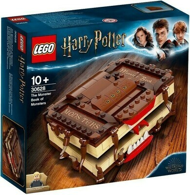 Конструктор Lego 30628 Harry Potter Monster Book of Monsters