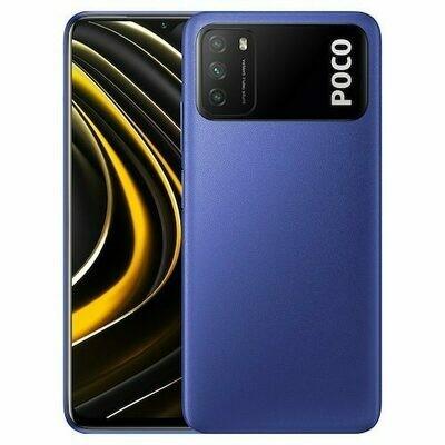 Смартфон Xiaomi Poco M3 4/128GB, синий