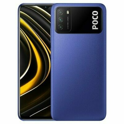 Смартфон Xiaomi Poco M3 4/64GB (Синий)