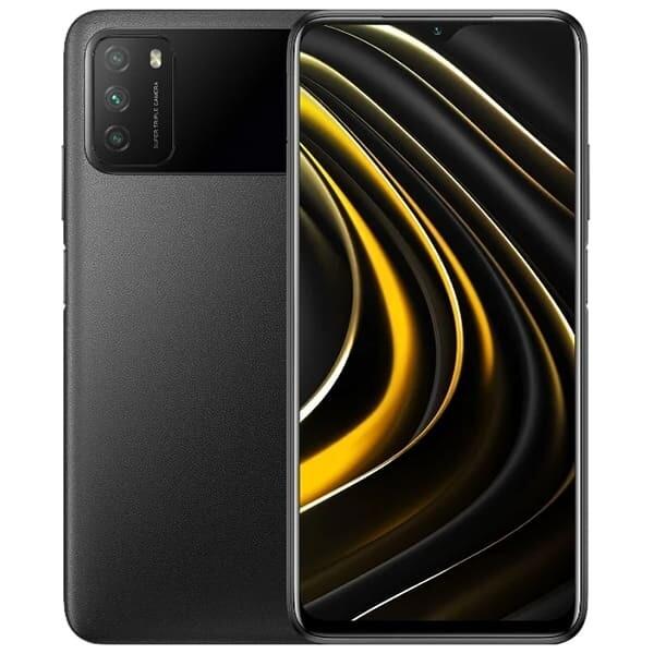 Смартфон Xiaomi Poco M3 4/64GB, черный