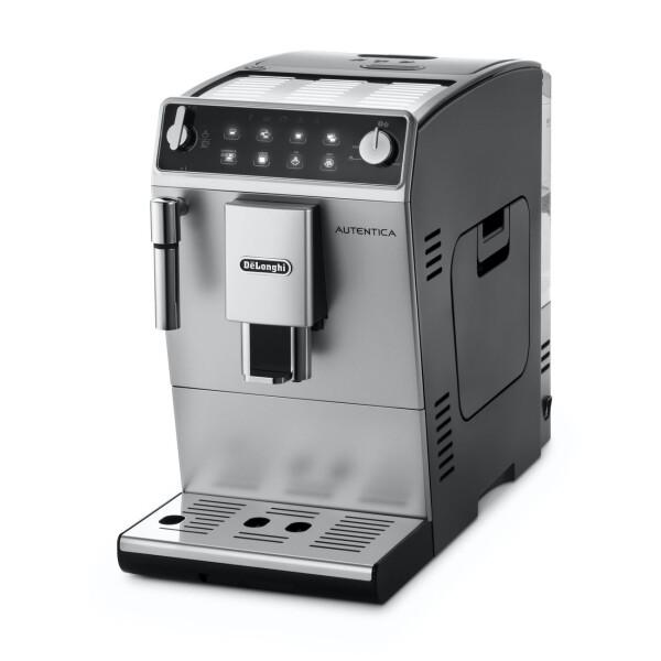 Кофемашина De'Longhi Autentica ETAM 29.510 (Серебристый/черный) RU/A