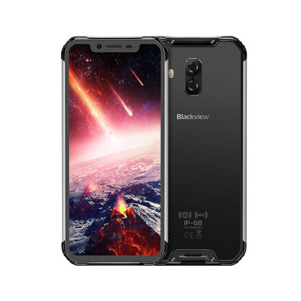 Смартфон Blackview BV9600 Pro (Серебристый)