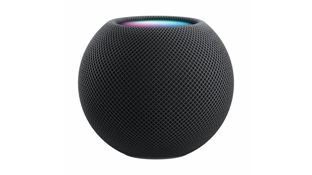 Умная колонка Apple HomePod mini, серый космос