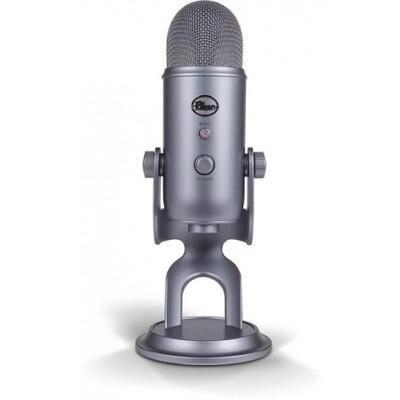 Микрофон Blue Yeti (Серый)