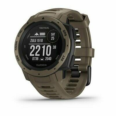 Умные часы Garmin Instinct Tactical (Коричневый)