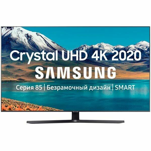 """Телевизор Samsung UE55TU8570U 55"""" (2020) RU/A"""