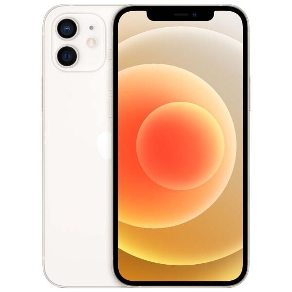 Смартфон Apple iPhone 12 128GB RU, белый