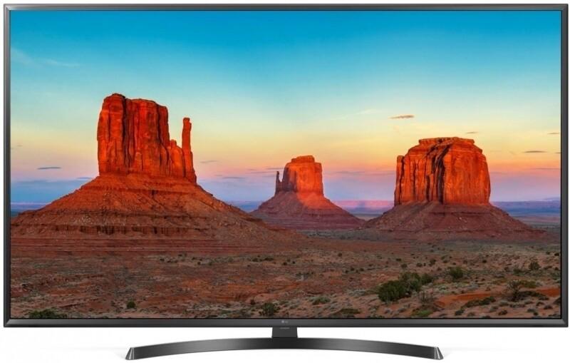"""Телевизор LG 65UK6470 64.5"""" (2018)"""