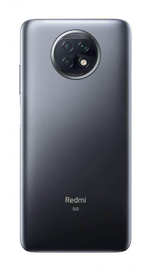 Смартфон Xiaomi Redmi Note 9T 4/64GB, черные сумерки