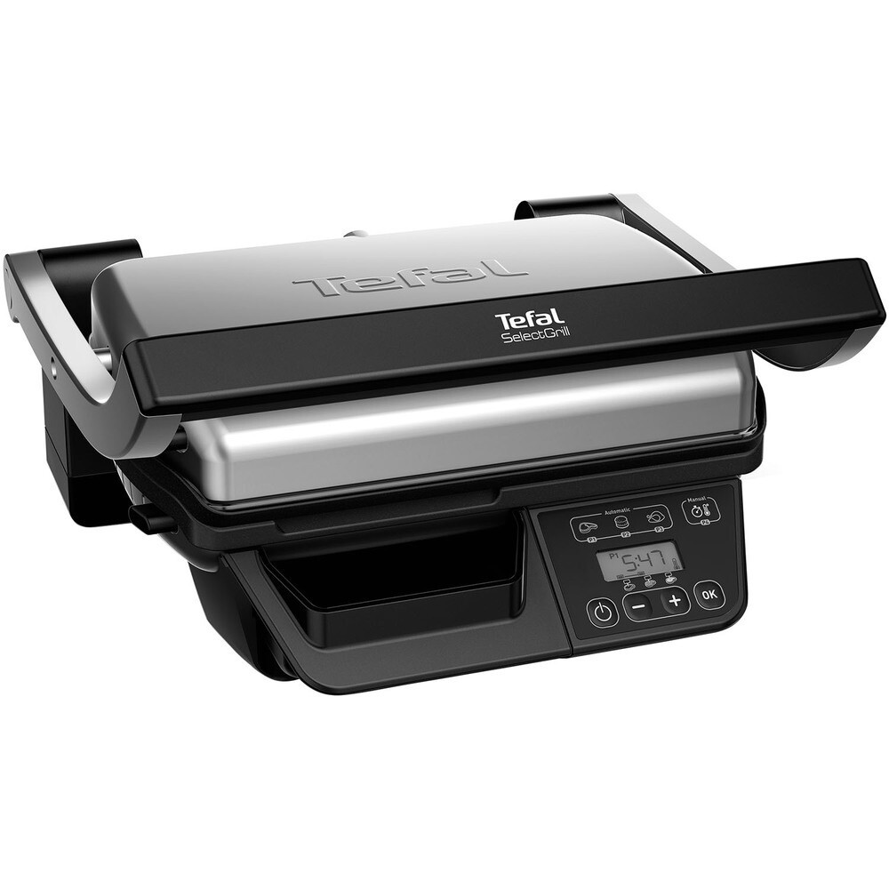 Гриль Tefal Optigrill GC740B30 RU/A