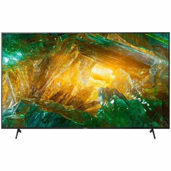 """Телевизор Sony KD-85XH8096 84.6"""" (2020), черный"""