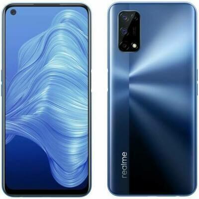 Смартфон realme 7 5G Global, baltic blue