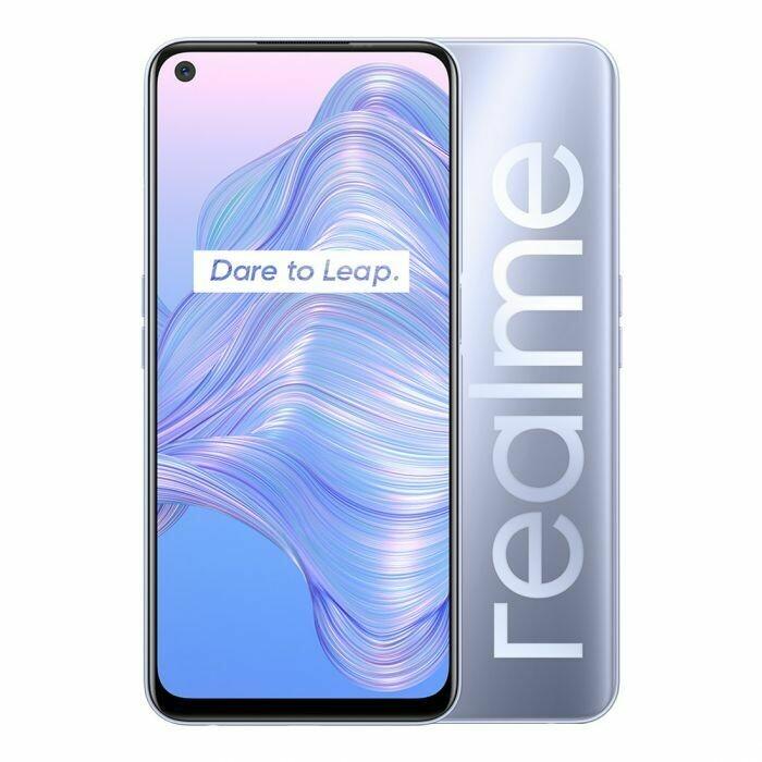Смартфон realme 7 5G Global, silver