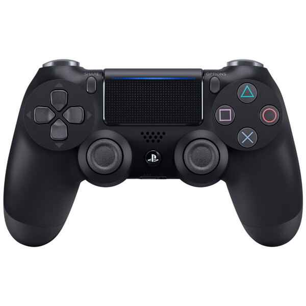 Геймпад Sony DualShock 4 v2 (CUH-ZCT2E) Антрацитовый черный