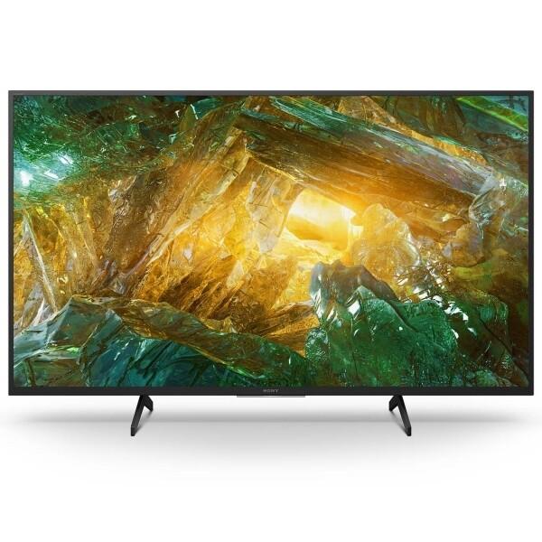 """Телевизор Sony KD-43XH8096 42.5"""" (2020), черный"""
