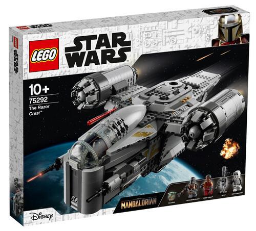Конструктор LEGO Star Wars 75292 Лезвие бритвы