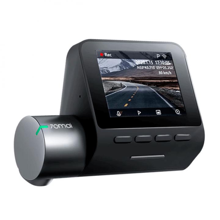 Видеорегистратор Xiaomi 70Mai Dash Cam Pro Plus + A500S GPS, Комплект 2 камеры
